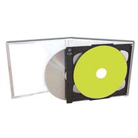 Afbeelding van een Brilliant Box voor het verpakken van 2 CD's