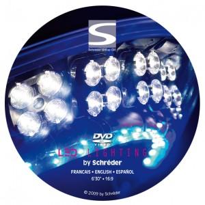 voorbeeld offet CD DVD bedrukking