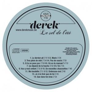 voorbeeld zeefdruk CD DVD bedrukking