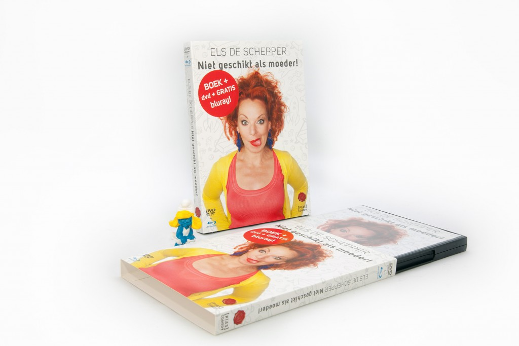 DVD box met slipcase