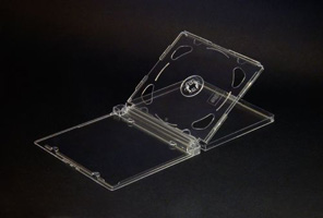 Super Jewel Box Plus Flip Tray