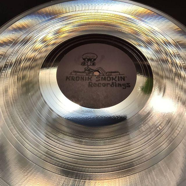 Zilver 12 inch Vinyl