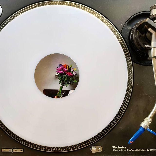 Wit Vinyl 12 inch